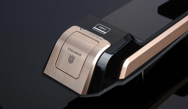 Samsung Electronic Lock Samsung fingerprint lock P718/P910 password
